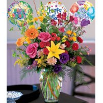 Birthday Flowers, Nicaragua